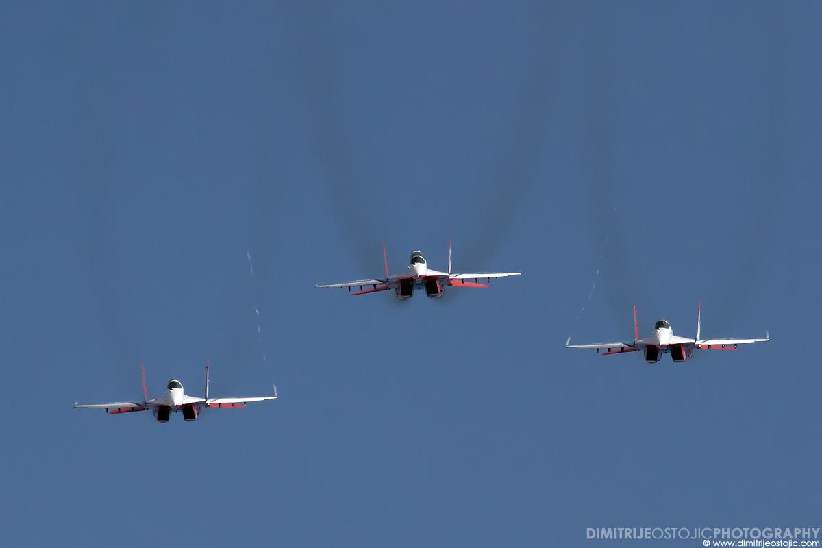 Batajnica airshow 2012