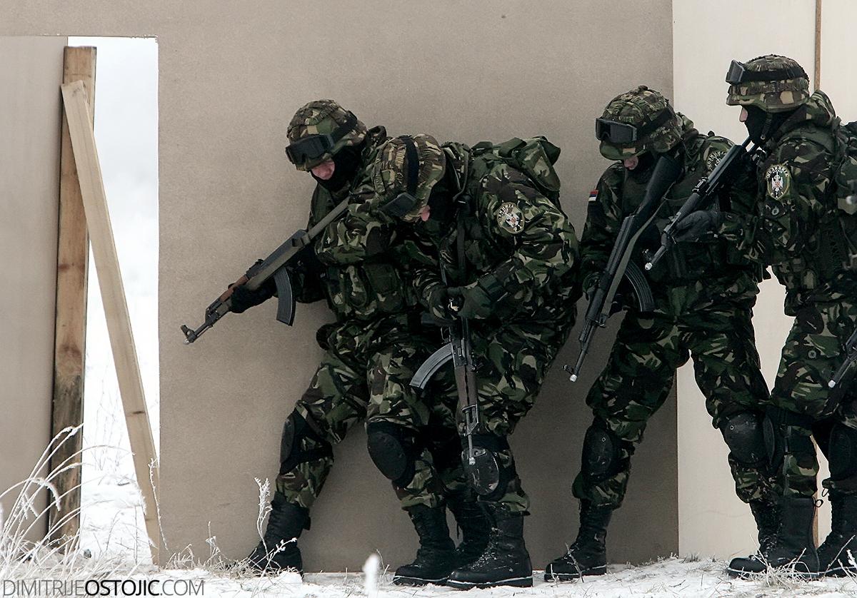 No To Terrorism  - exercises