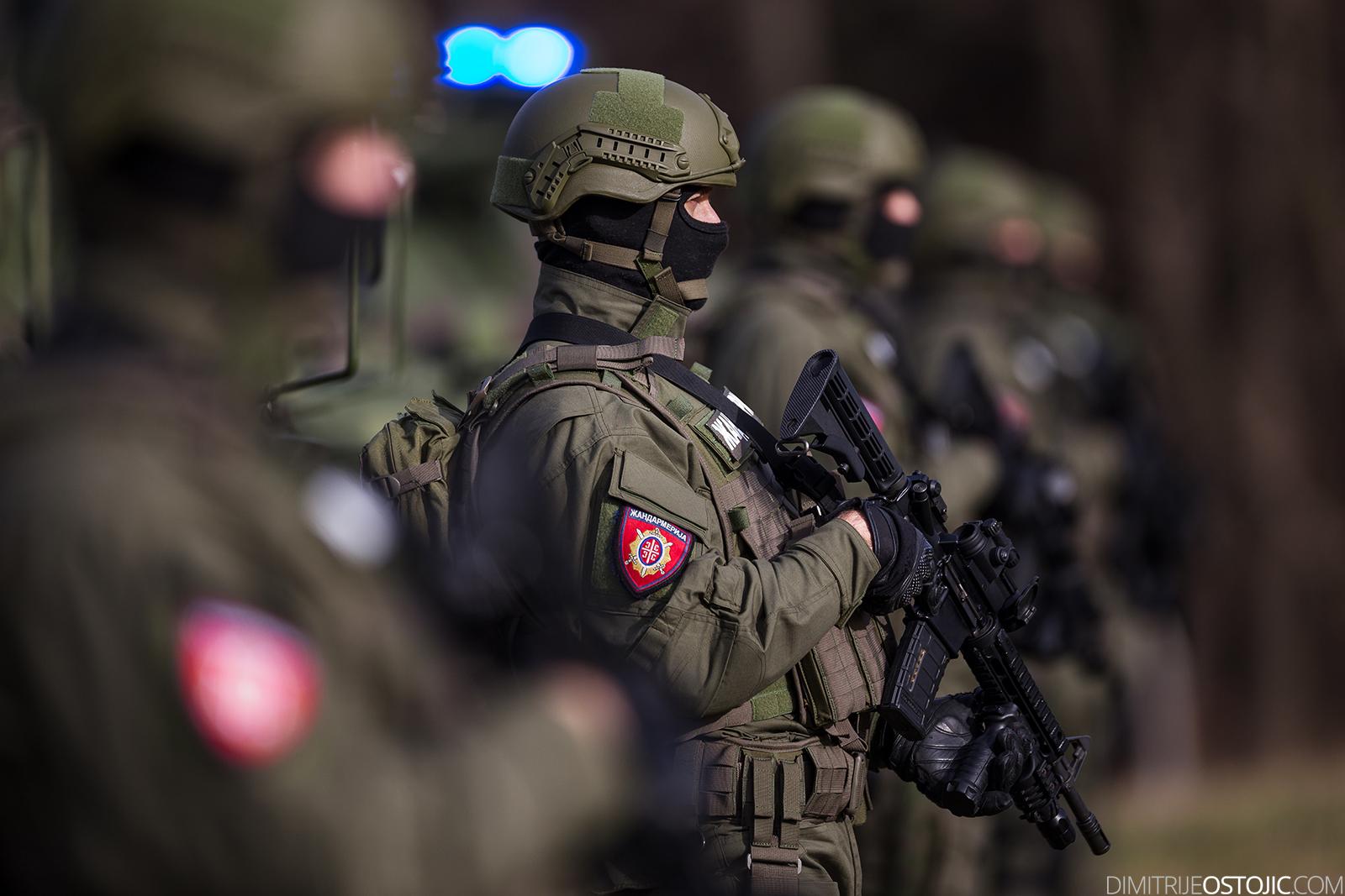 Žandarmerija MUP Srbije