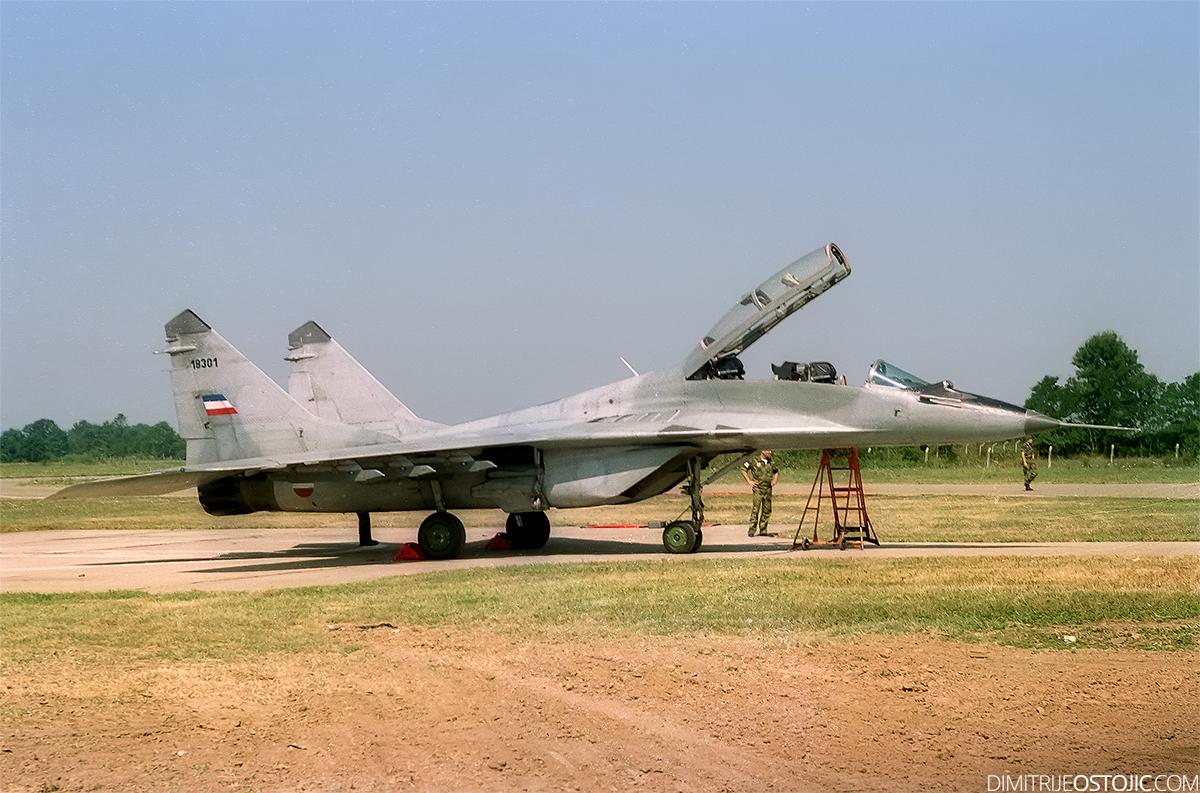 MiG-29 © Dimitrije Ostojic // www.dimitrijeostojic.com