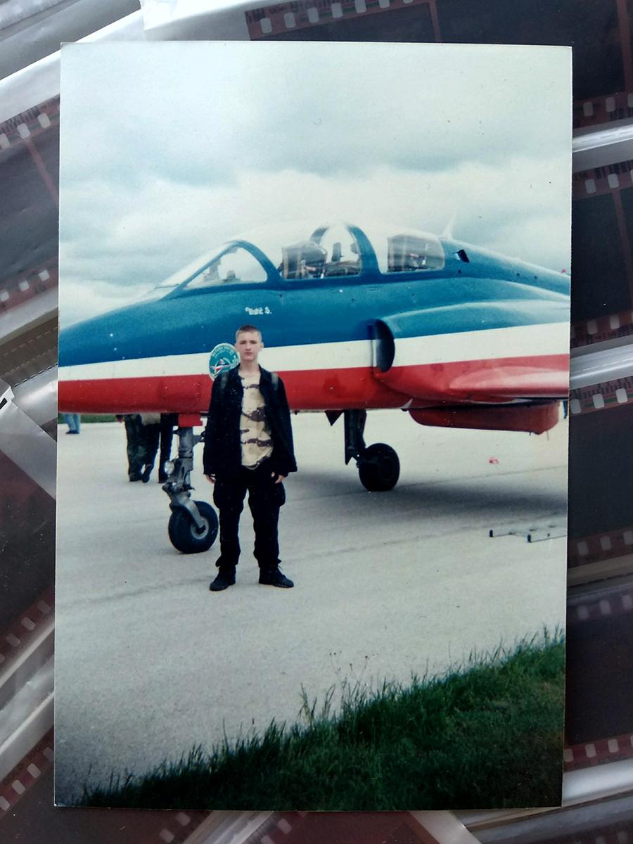 Dimitrije Ostojic Batajnica 1998