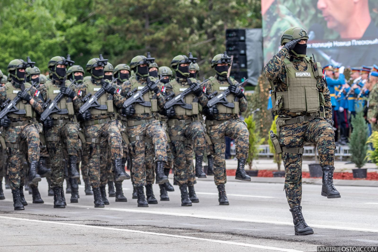 """Vojna parada """"Odbrana Slobode"""" 2019 © www.dimitrijeostojic.com"""