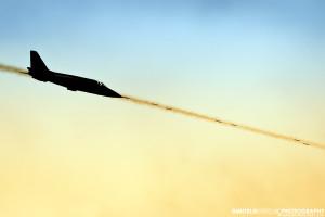 Soko J-22 Orao firing 23mm cannon shellspohe