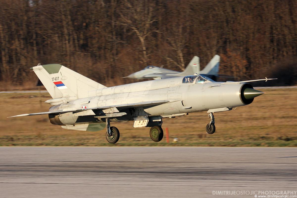 MiG-21 Fishbad